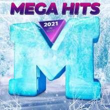 Megahits 2021: Die Erste, 2 CDs