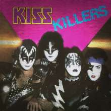 Kiss: Killers (180g) (Limited Edition) (Transparent Pink Vinyl), 2 LPs