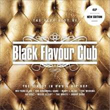 Black Flavour Club - The Very Best Of (New Edition), 4 LPs