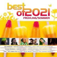 Best Of 2021 - Frühling/Sommer, 2 CDs