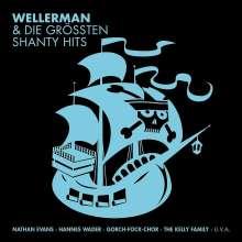 Wellerman & die größten Shanty Hits, 3 CDs