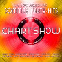 Die ultimative Chartshow - Sommer Party-Hits, 2 CDs