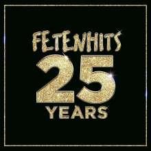 Fetenhits: 25 Years, 5 CDs