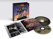 Kiss: Destroyer - 45th Anniversary (remastered) (Deluxe Edition), 2 CDs