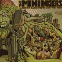 The Menzingers: A Lesson In The Abuse Of Information Technology, CD