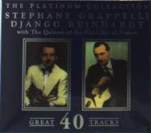 Django Reinhardt & Stephane Grappelli: Platinum Collection, 2 CDs