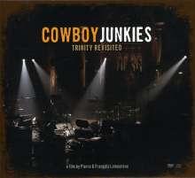 Cowboy Junkies: Trinity Revisited (CD + DVD), 1 CD und 1 DVD