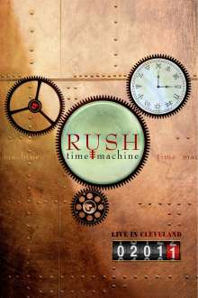 Rush: Time Machine 2011: Live In Cle, DVD