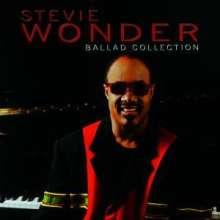 Stevie Wonder (geb. 1950): Ballad Collection, CD