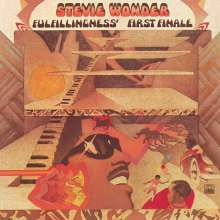 Stevie Wonder (geb. 1950): Fullfillingness' First Finale, CD
