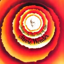 Stevie Wonder (geb. 1950): Songs In The Key Of Life, 2 CDs