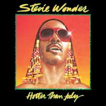 Stevie Wonder (geb. 1950): Hotter Than July, CD