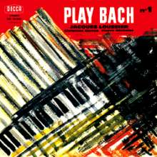 Jacques Loussier (1934-2019): Play Bach Vol.1, CD