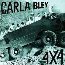 Carla Bley (geb. 1938): 4 x 4, CD