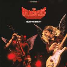 The Hellacopters: High Visibility, CD