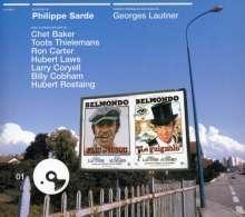 Philippe Sarde: Filmmusik: Flic Ou Voyou / Le Guignolo, CD