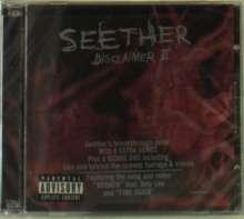 Seether: Disclaimer, CD