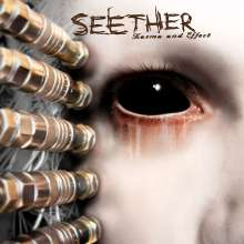 Seether: Karma & Effect, CD