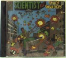 Scientist: Meets The Space Invaders, CD