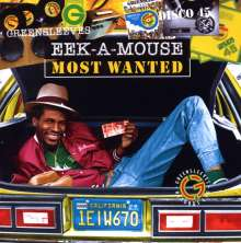 Eek-A-Mouse: Most Wanted, CD