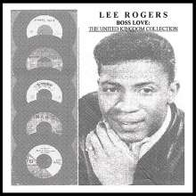 Lee Rogers: Boss Love: The United Kingdom Collection, CD