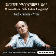 Svjatoslav Richter - Richter Discoveries! Vol. 1, CD