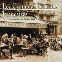 Grandes Chansons Francaises /, CD