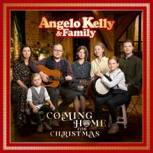 Angelo Kelly & Family: Coming Home For Christmas, 2 CDs