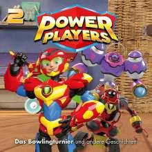 02: Das Bowlingturnier Und Andere Geschichten, CD