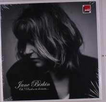 Jane Birkin: Oh! Pardon Tu Dormais ..., LP