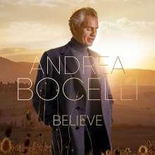 Andrea Bocelli - Believe (Deluxe-Ausgabe mit weiteren Stücken), CD