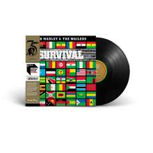 Bob Marley (1945-1981): Survival (Limited Edition) (Half Speed Mastering), LP