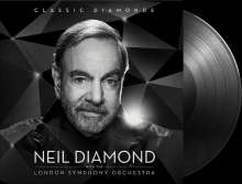 Neil Diamond: Classic Diamonds With The London Symphony Orchestra (180g) (Limited Edition), 2 LPs