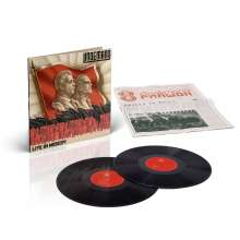 Lindemann: Live In Moscow (180g), 2 LPs
