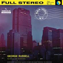 George Russell (1923-2009): New York, N.Y. (Acoustic Sounds) (180g), LP