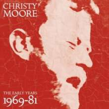 Christy Moore: The Early Years 1969 - 1981, 2 CDs