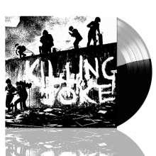 Killing Joke: Killing Joke (Reissue) (Limited Edition) (Black/Clear Vinyl), LP