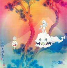 Kids See Ghosts, Kanye West & Kid Cudi: Kids See Ghosts (Blue Vinyl), LP
