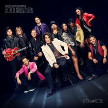 Paul Stanley's Soul Station: Now And Then, CD