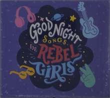 Goodnight Songs For Rebel Girls, CD