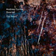 Andrew Cyrille (geb. 1939): The News, CD