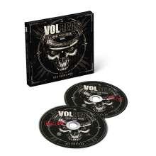 Volbeat: Rewind, Replay, Rebound: Live In Deutschland, 2 CDs