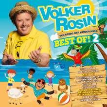 Volker Rosin: Best Of Volker Rosin Vol.2, CD