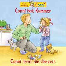 64: Conni Hat Kummer/Conni Lernt Die Uhrzeit, CD