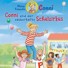 65: Conni Und Der Zauberhafte Schulzirkus, CD