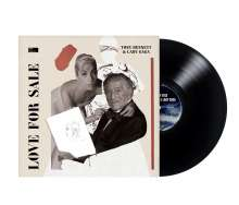 Tony Bennett & Lady Gaga: Love For Sale (180g) , LP