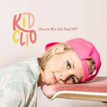 Kid Clio: Heute Bin Ich Faul EP, Maxi-CD
