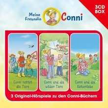 Conni - 3-CD Hörspielbox Vol.5, 3 CDs