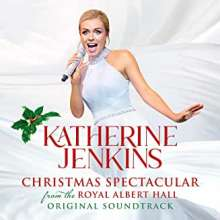 Katherine Jenkins: Christmas Spectacular From The Royal Albert Hall, CD