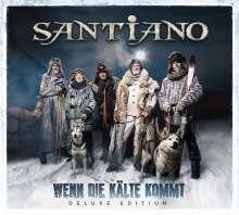 Santiano: Wenn die Kälte kommt (Deluxe Edition), 2 CDs